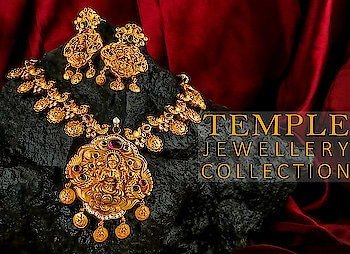 Check Out Our Splendid Collection Of Temple Necklace. To see more collection on this link: https://bit.ly/2IEEFLq                                                                                                                         . . . . . . . . .                                                                                                                                                                                                          #necklace                                                                                                                                                        #traditionalnecklace                                                                                                                                         #templenecklace                                                                                                                                                    #templejewellery                                                                                                                                                  #onlinenecklace                                                                                                                                      #onlinetraditionalnecklace                                                                                                           #fashionjewellery  #jewellerytrends  #trend  #Newin  #artificialjewellery  #AnuradhaArtJewellery