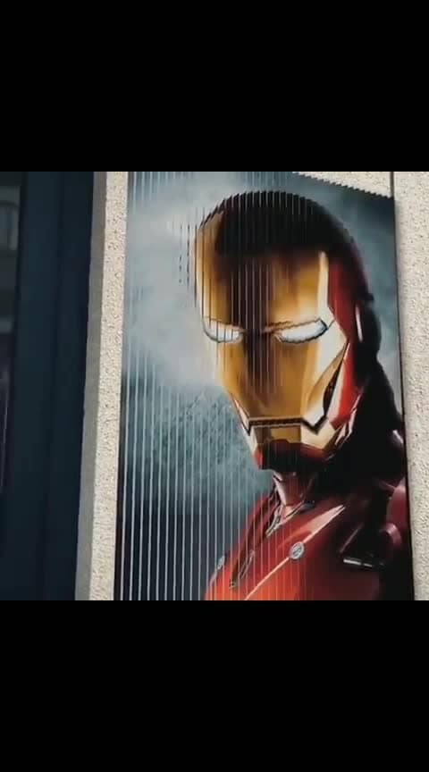 #tonystark #iron_man #robertdowneyjr #amazing-video #amazing-art #marvel #marvelstudios #avengersinfinitywar #avengersendgame #wemissyou #3000 supervideos #followme #followforfollow #followmeonroposo #followroposofollow #followformoreposts