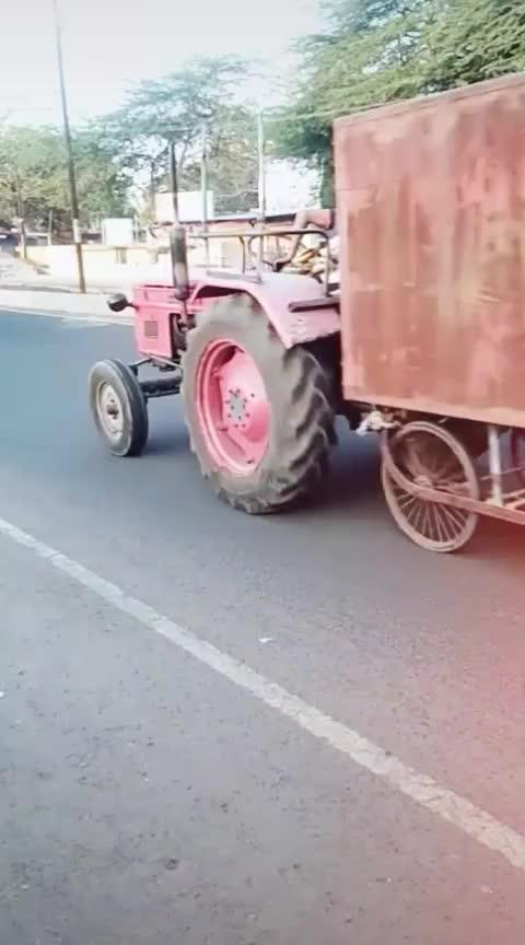 #roposo_wow #royal punjabi tractor  👌👌