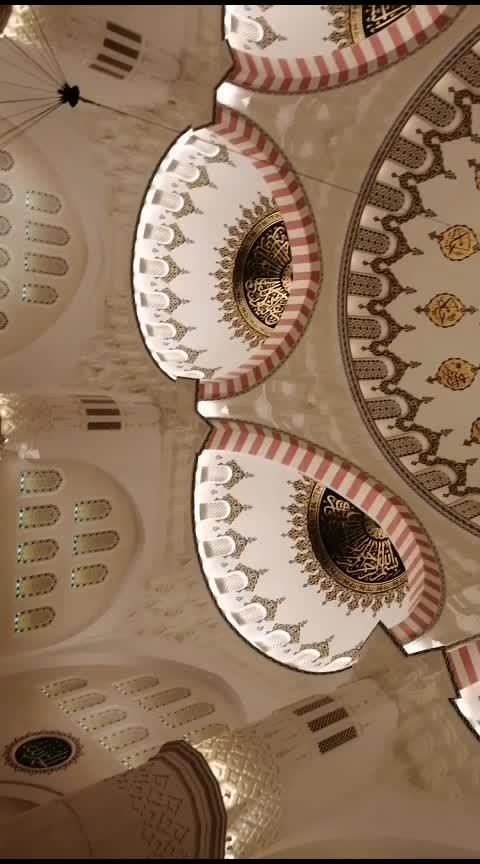 Sharjah new masque (UAE)