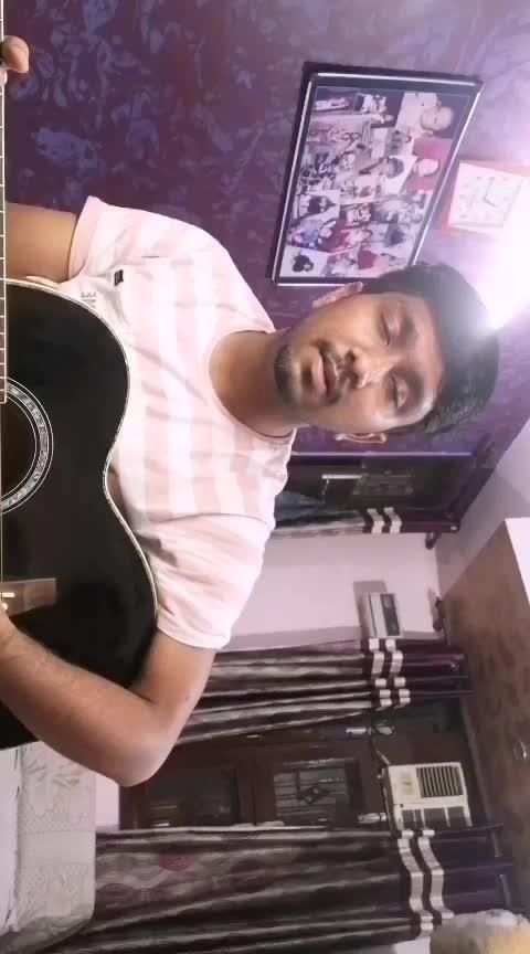 #singer #roposo #lovesinging #palpaldilkepaas