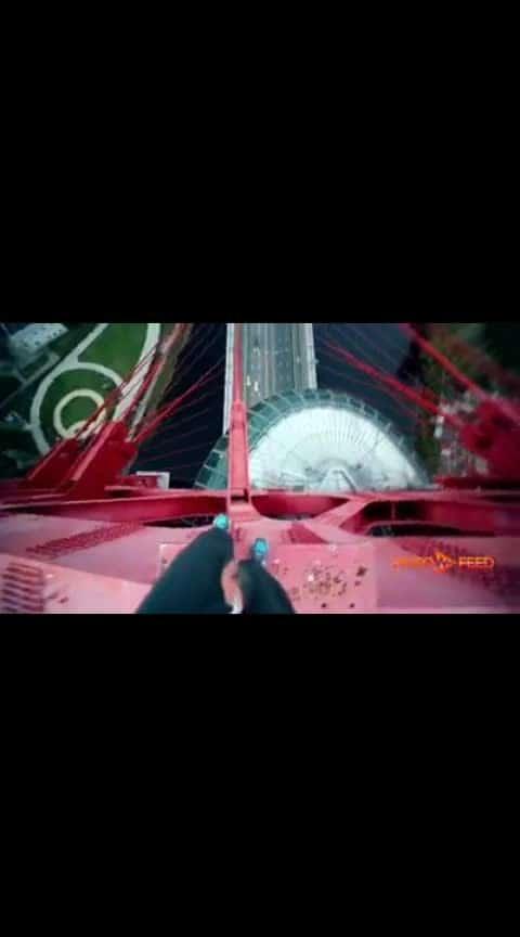 wtf insane parkour stunts #parkour #wtfvideos #stunts