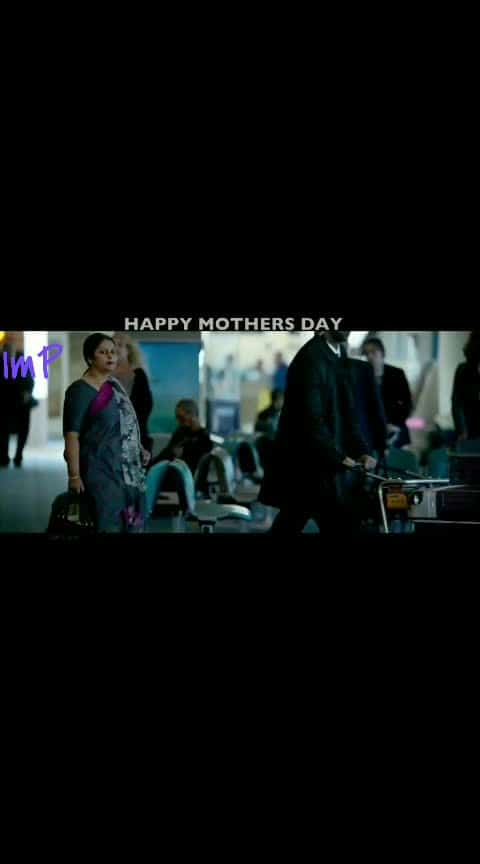 Happy Mother's Day #amma #motherlove #i-love-u-mom #mom #emotional #love #angel #unbroken#kgf #maheshbabu #maharshi #blockbuster #roposo-vibes #forever