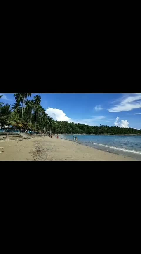 Corbyn's cove  beach#sea #andamanislands #andamandiaries