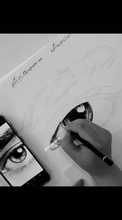 #eyes #sketchings #amazing-art #art #portraitmood