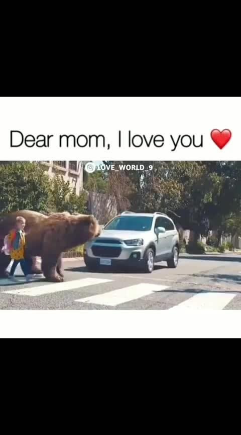 #iloveyoumom
