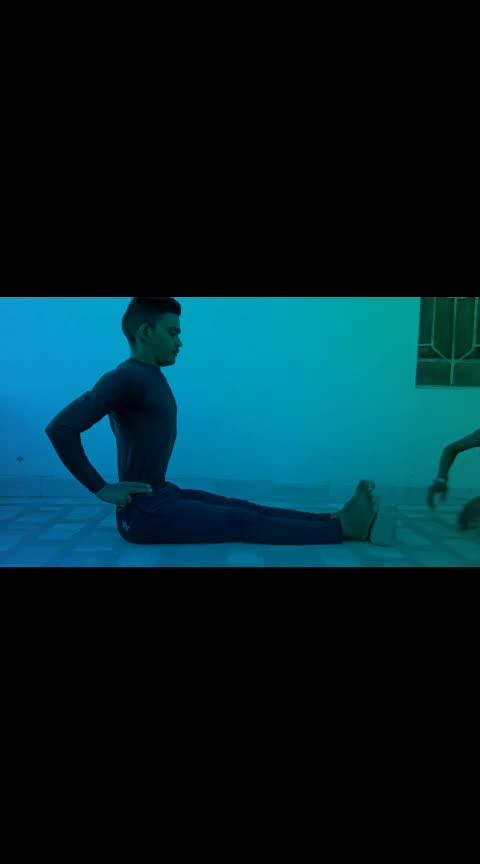 flexibility stunt