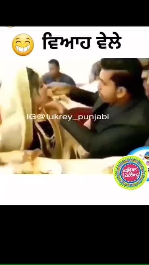 😆👫 #indianwedding