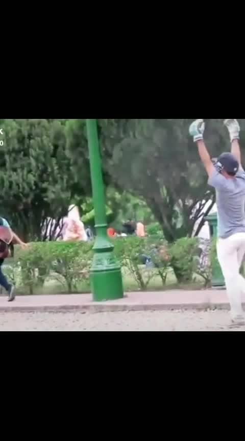 #park #prank #roposo-hahaha