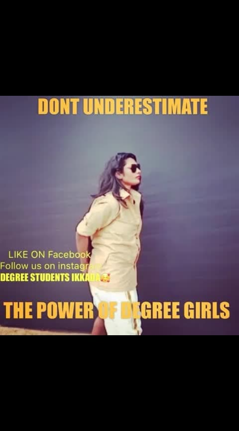 #degree #degreegirls #collegegirls
