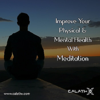 #Improve Your Physical and Mental #Health with #Meditation  www.calathx.com  #healthcare #health #healthylife #Work #healthylifestyle #fitness #healthyliving #wellness #motivation #healthyhappylife #GetStrong #Workout #MondayMiles #TrainHard #Gains #Strengthtraining #Physiquefreak #Yoga #CrossFit #FitFluential #Fitnessfriday #Squats #like4like #calisthenics