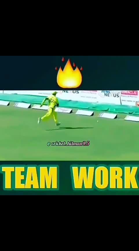 Team work super catch #ropososportstv #sportstv #roposocricket #teamwork