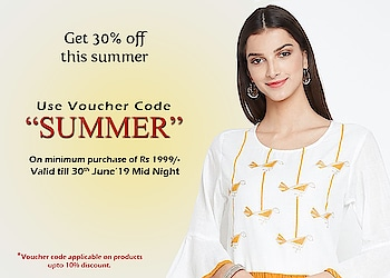 Get 30% off this summer!  www.9rasa.com  #9rasa #colors #studiorasa #ethnicwear #ethniclook #fusionfashion #online #fashion #like #comment #share #followus #like4like #likeforcomment #like4comment #yellow #ss19collection #ss19 #offer #summeroffer #sale