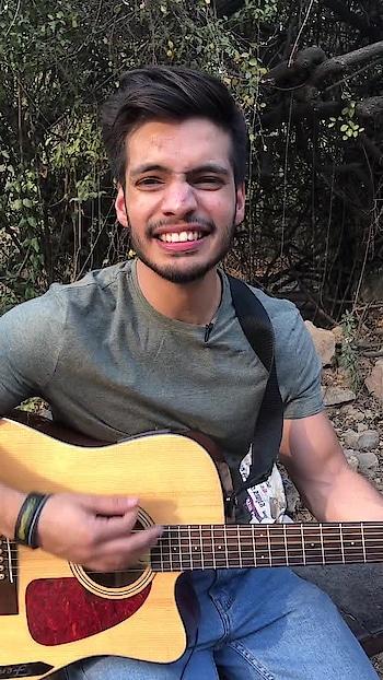 Sakhiyan❤️ #sakhiyan #singer #talent #roposo