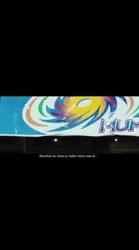 #mumbai_indians