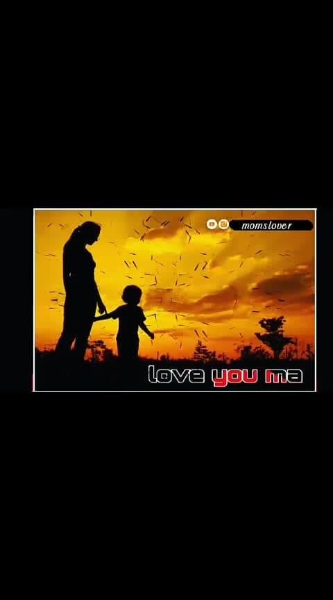 #lovemom   @......___&#####