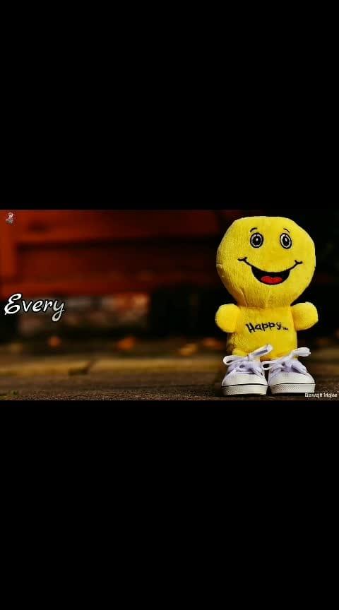 #Smile #AlwaysBeHappy #ropososoulfulquotes #roposoAlways_be_Happy
