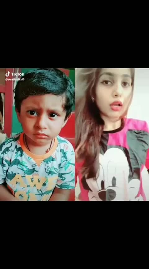 this kid is amazing  #roposo-awesome #expressions @swathinkt #supervideos  #followme  #followforfollow  #followmeonroposo  #followroposofollow  #followformorepost