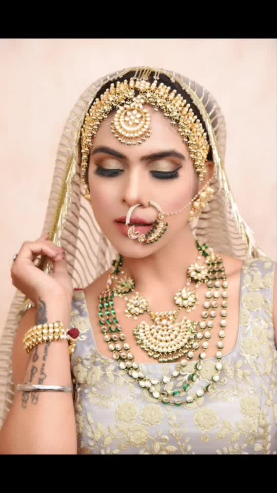 Indian bridal look 🌟🌟🌟 : Outfit - @labelmraar  concept and styling -@manishagoyalofficial  HMUA - @kanikaaroramakeovers  Jewellery- @a2ginternational.2018 : : #indianbride #bridallook #bridal #bride #indianbeauty #bridalwear #pollywood #delhi #photoshoot #shoot #sweetheart #fashionblog #fashionista #fashionblogger #sakhiyaangirl #merewalisardarni #sakhiyaan #labelmraar #bossbabe  #nehamalik #model #actor #blogger #instafashion #instadaily #instafollow