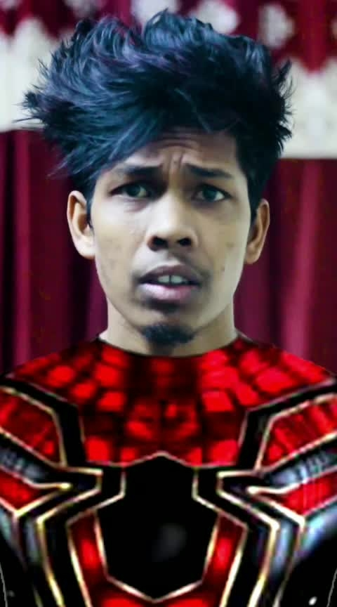 #spiderman #spidermanhomecoming #spidermanfarfromhome #ironman #ironman3 #avengers #avengersinfinitywar #avengersendgame #tonystark #robertdowneyjr #thor #iloveyou3000 #ironmansuit  #roposotalenthunt  #roposo  #viralvideo   #trendeing  #gopopindia  #15svines  #indian #marvel #marvelstudios #hollywood