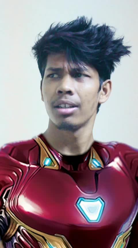 #ironman #ironman3 #avengers #avengersinfinitywar #avengersendgame #tonystark #robertdowneyjr #thor #iloveyou3000 #ironmansuit  #roposotalenthunt  #roposo  #viralvideo   #trendeing  #gopopindia  #15svines  #indian #marvel #marvelstudios #hollywood