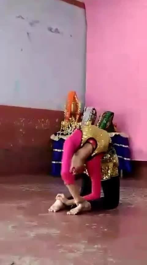 flexibility of body..