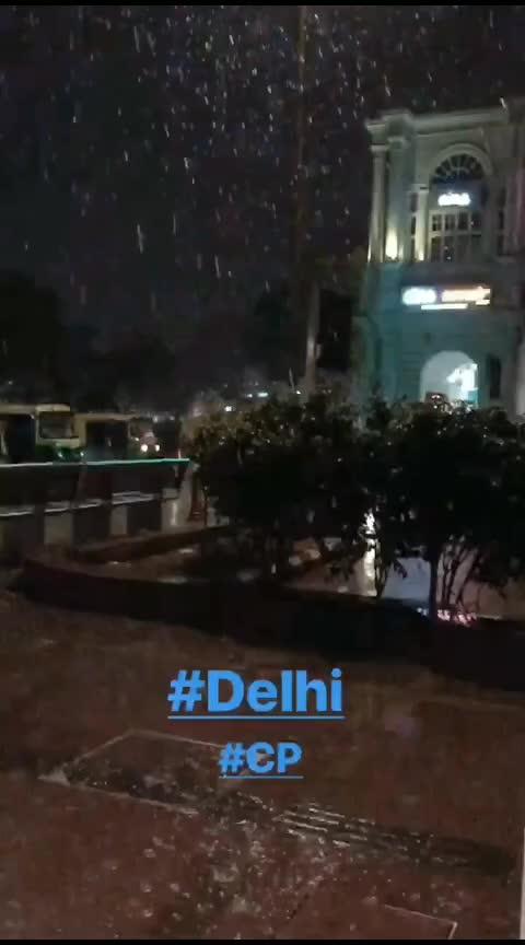 #delhi-ncr #rainning #wow  #roposo-beats