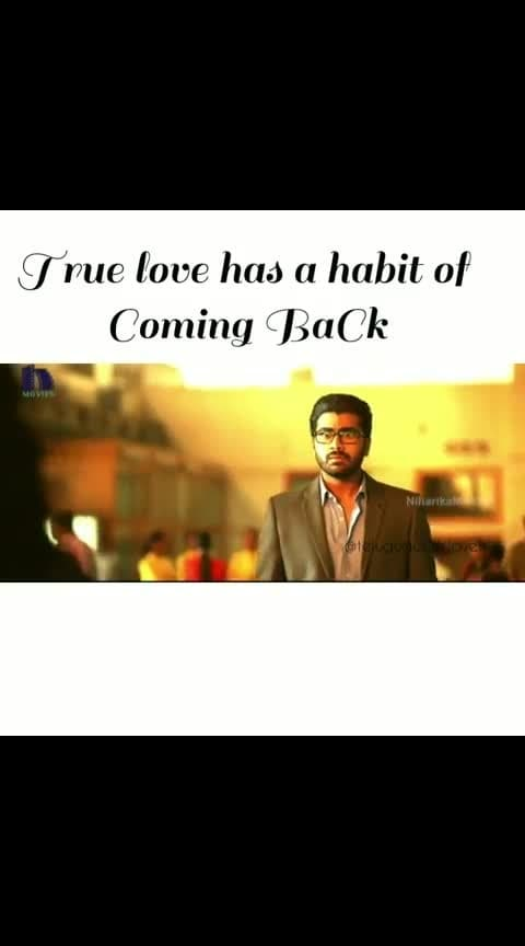 #nithyamenon #sharwanand #mallimalliidiraniroju True love has a habit of coming back ♥️♥️♥️♥️