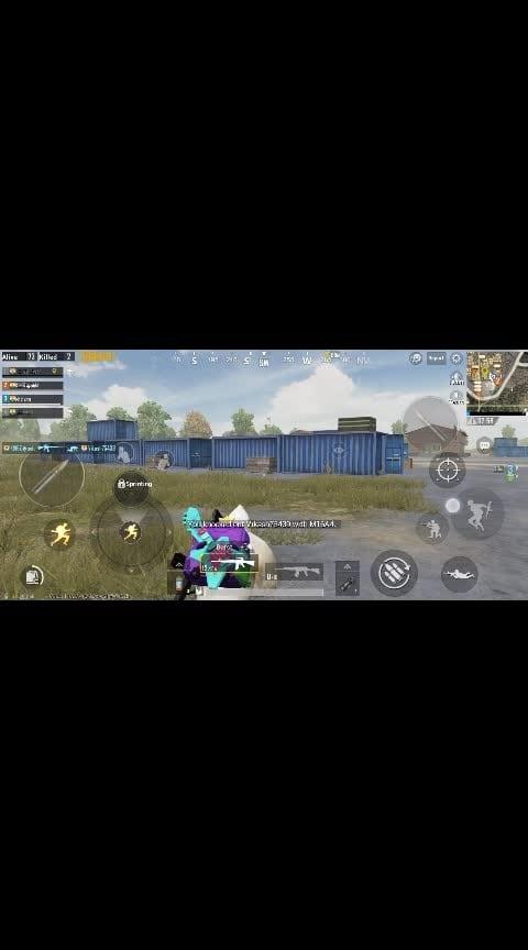 pro player gameplay without scope  #pubg #playerunknownsbattlegrounds #game #kill #funny #haha #lol #scope #player #wow
