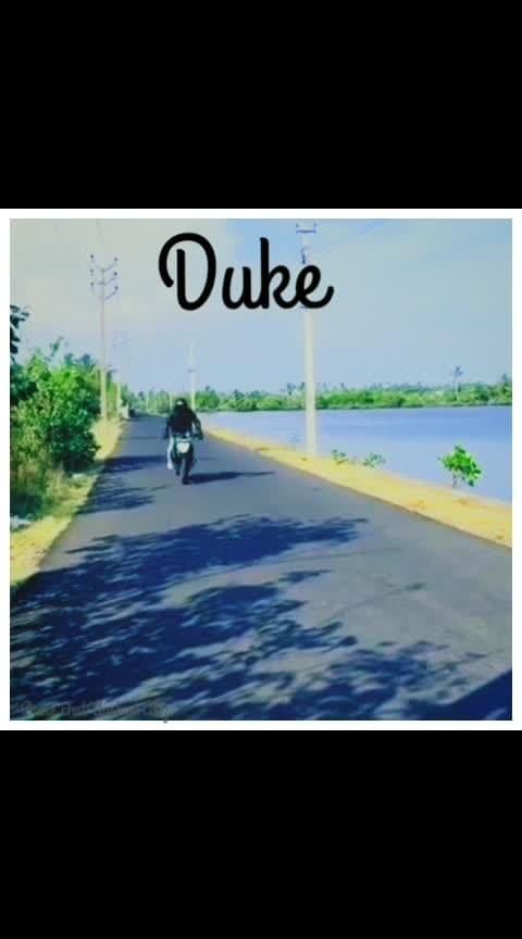 Duke istham #duke  #ktm #travelwear #stunning
