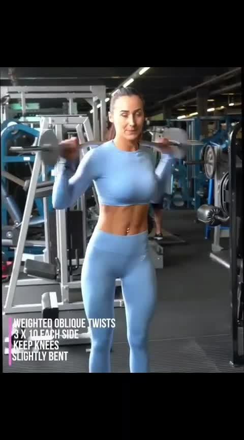 #gymvideo   #roposogubru