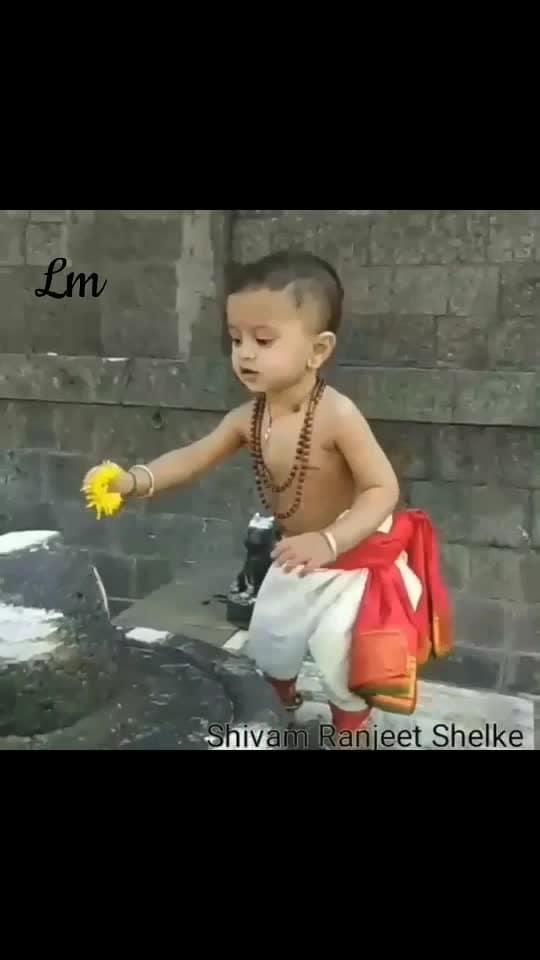 #Cute #shivarathri