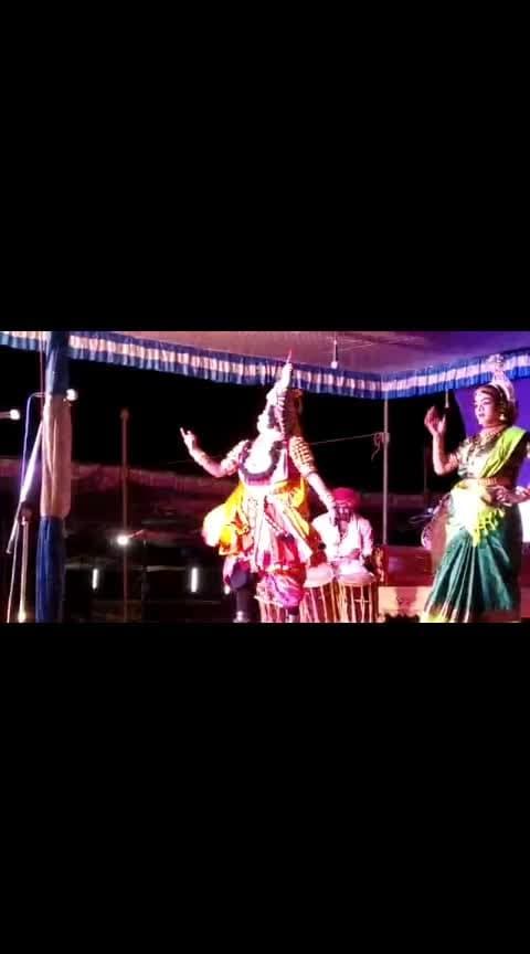 #Yakshagana #bestdancing #PrakshKirady #Karavali #viralvideo