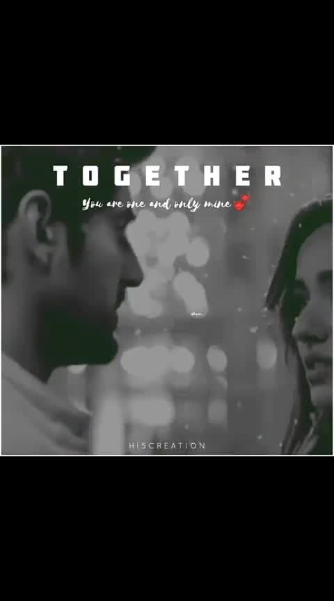 orasaada#togetherness #in-love-