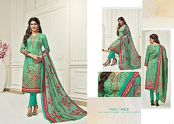 AWESOME AQUA GREEN CAMRIC COTTON STRAIGHT SUIT. Rs.1,280.00 Link For Details:- https://www.nallucollection.com/awesome-aqua-green-camric-cotton-straight-suit/ For Order/Price What-app us (+91) 8097909000 * * * * #salwar #salwarsuits #dress #dresses #longsuits #suitsonline #embroidered #onlinefloralsuit #floral #fashion #style #palazzosuits #shararastylesuits #classy #designer #partywear #partywearsuits #exclusive