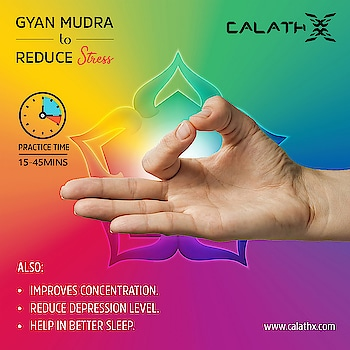 #Gyan Mudra to Reduce #Stress  www.calathx.com  #knowledge #facts #didyouknow #generalknowledge #fact #truefacts #health #fitness #motivation #fit #fitnessmotivation #fitspo #instagood #wellness #fitnessmodel #fitnessaddict #muscle #strong #diet #instafit #meditation #yoga #love #mindfulness #spiritual #spirituality
