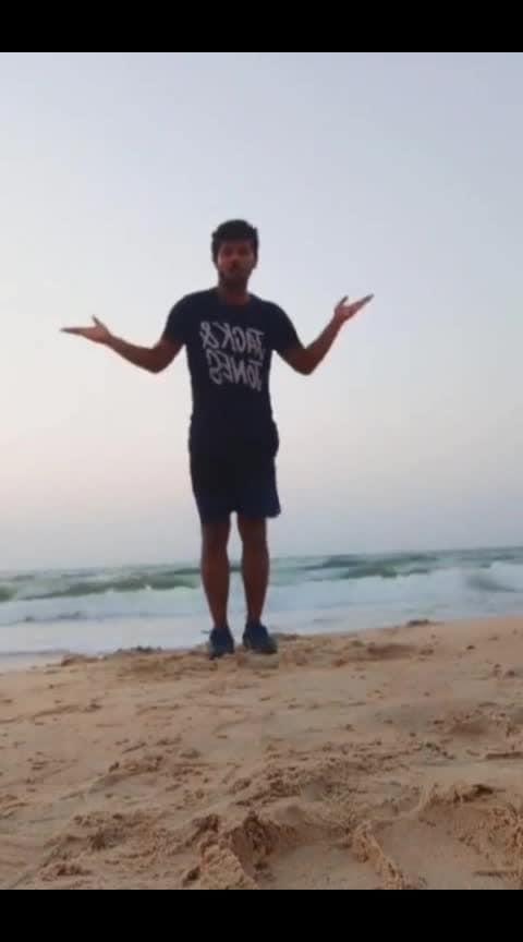 Ghar More Pardesiyan  #dance #roposodancer #risingstar #dancelife #viral #beach #water #like