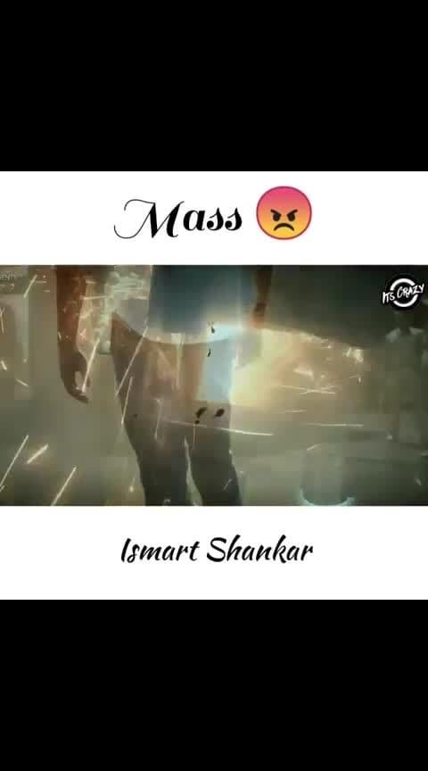 #ismata #shankar #ram #rampothineni #happybirthdayram #new #movie #mass-raviteja #mass #roposo-mass #energetic #energeticstar ,