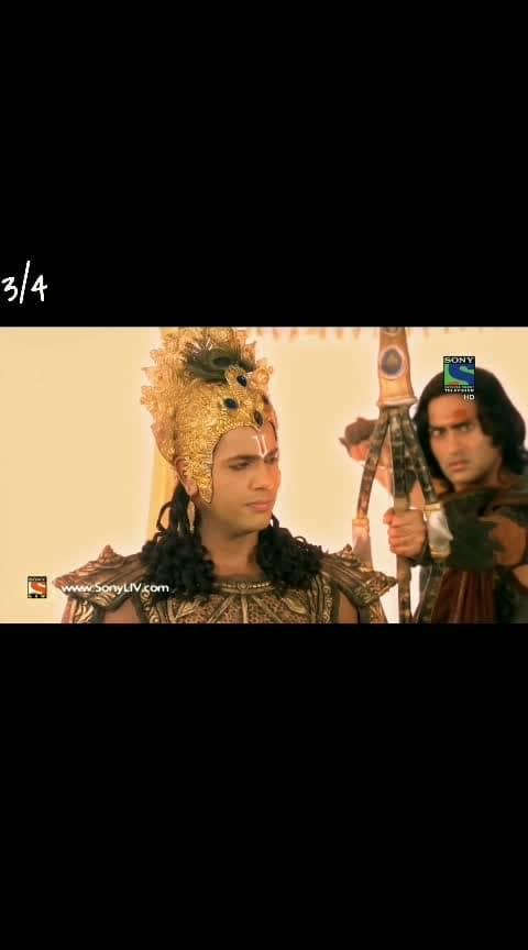 3/4watch previous clips in my profile... karna 💥 #mahabharat   #karna   #arjun   #karan_arjun   #vasudev   #krishna   #kurukshetra    #suryaputrakarn   #karma   #death   #lastbreath   #heaven   #vishnu   #endgame   #theend   #dare   #brave   #salute   #hero  #honesty  #pure  #shrestha  #mahaveer  #bhakti-tv #roposo-bhakti #roposo-bhakti #bhaktichannel