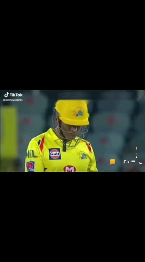 #dhonism  #cskwon  #real  #winner