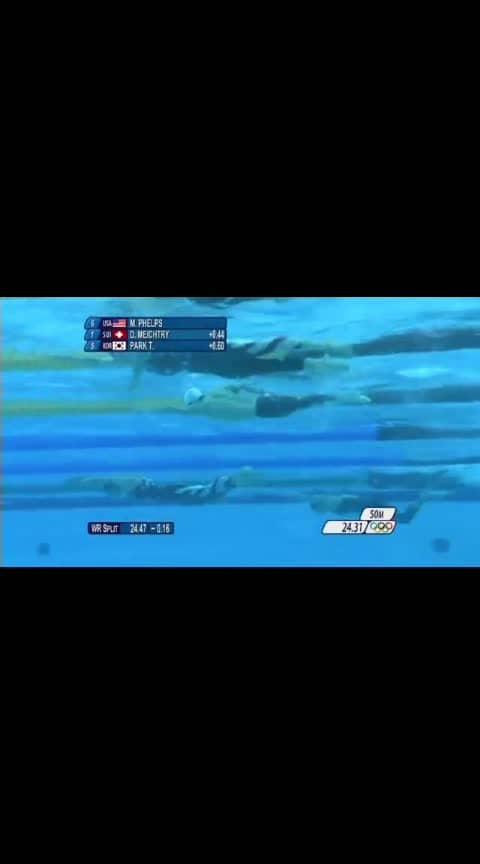 #ropososportstv  #Michael Phelps gold winner#