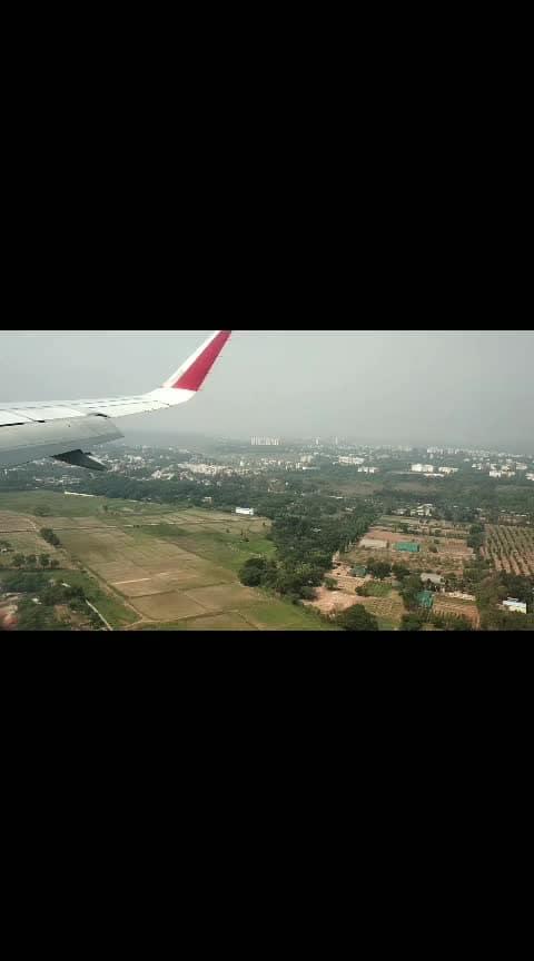 #flighttime #airindia #bhubaneswar #airplane