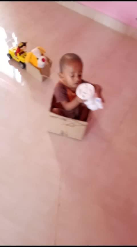 #cute #boy #boxe #train #fun #playing