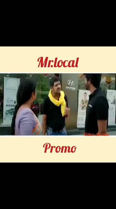mr.local promo #sivakarthikeyan #nayanthara #hiphoptamizhaadi  #directorrajesh