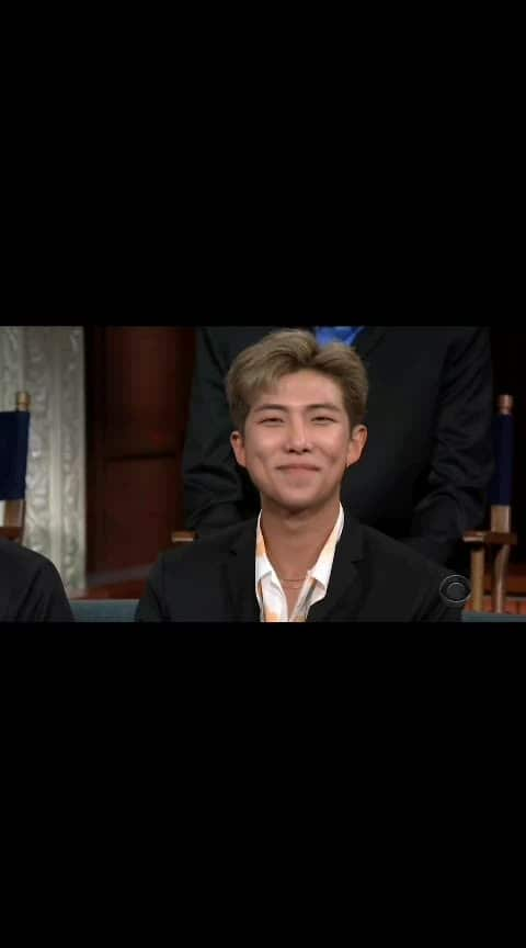 #roposovideo #bangtansonyeondan #btsmania #army #thelateshow #armypurplebts #rm #jin #suga #jhope #jimin #V #jungkook #kpop #bangtanboys #roposofun #BTS #roposoness #cuteness-overloaded #roposo-cute #interview #introduction  #BTSonLSSC #happyarmy #happieness #soroposo #ropo-video