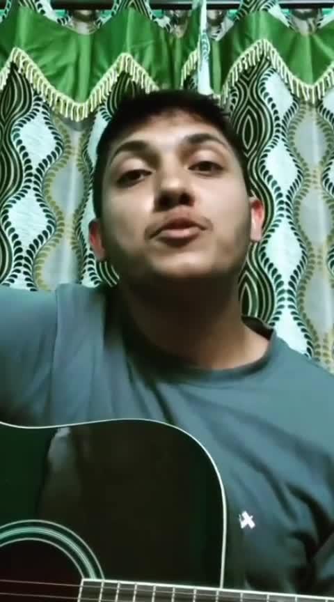 Dil diya gallan!  #salmankhan #katrinakaif #lovesongs #beautifulsong #indiansingers #guitar #singer