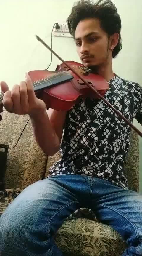 Chupke se Violin version #bollywoodsong