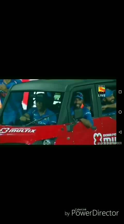 #teamindia #dhoni #rohitsharma #hardikpandya #ajinkyarahane #manishpandey #-india #cricket