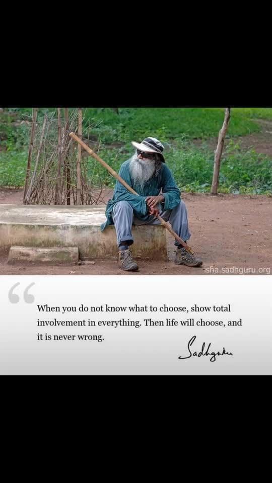#instaquote #motivational #sadguru