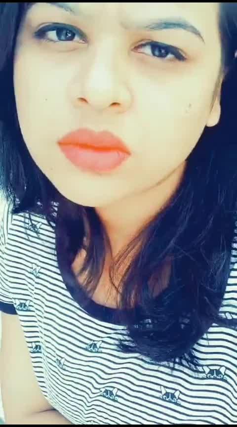 😘😍 #roposostars #lipcolourchange #challenge